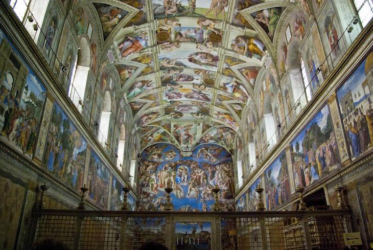 Cappella SistinaB