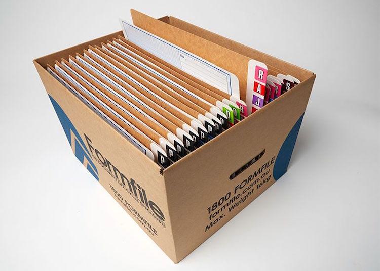 Doma le tue scartoffie burocratiche con un sistema for Aggiungere ai piani di casa